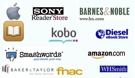 Ebook Suppliers