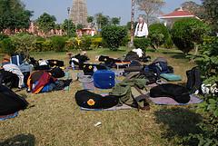 Bodhgaya Shrineroom